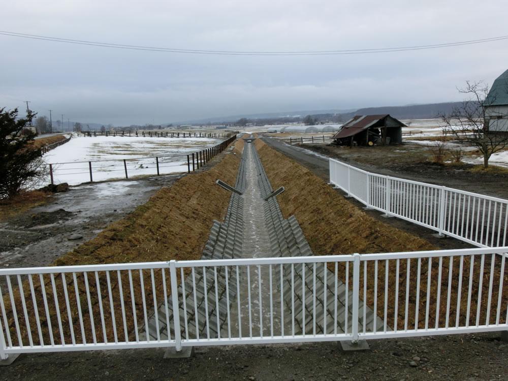 水利施設 豊畑3期地区 2工区