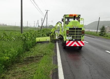 一般国道237号平取町平取道路維持除雪外一連工事