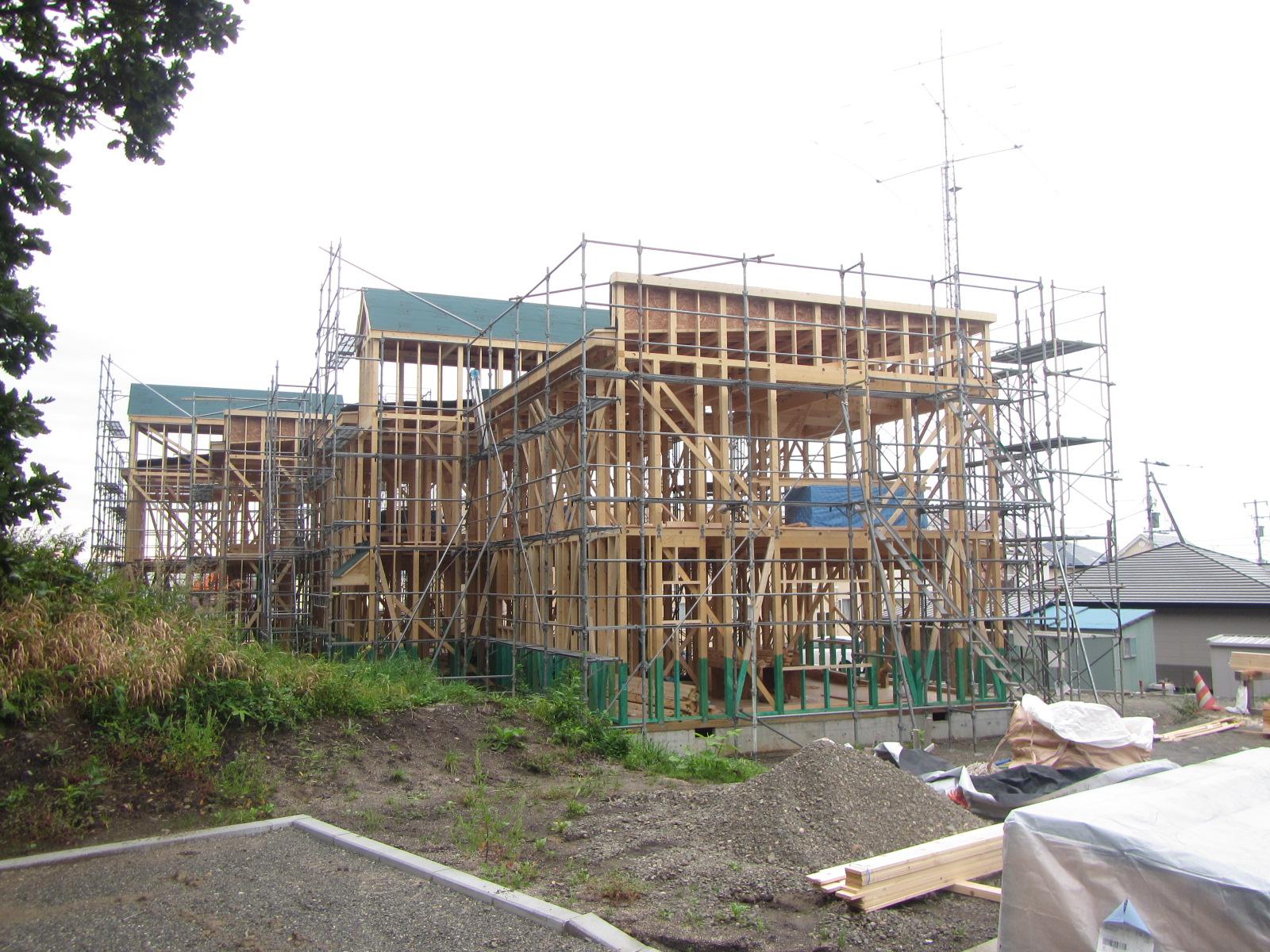 トミカワサウス2新築工事