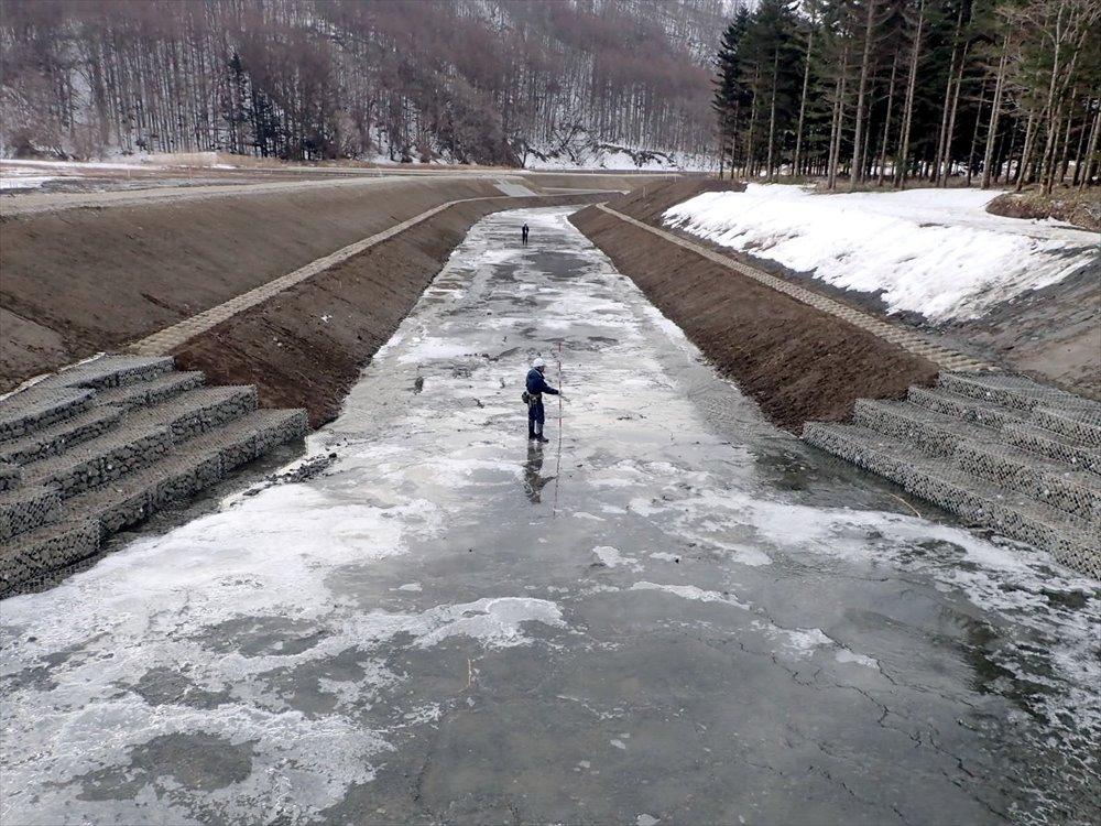 波恵川改修工事